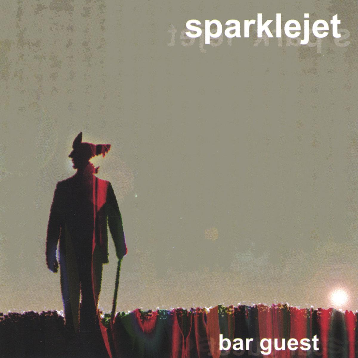 Sparklejet: Bar Guest