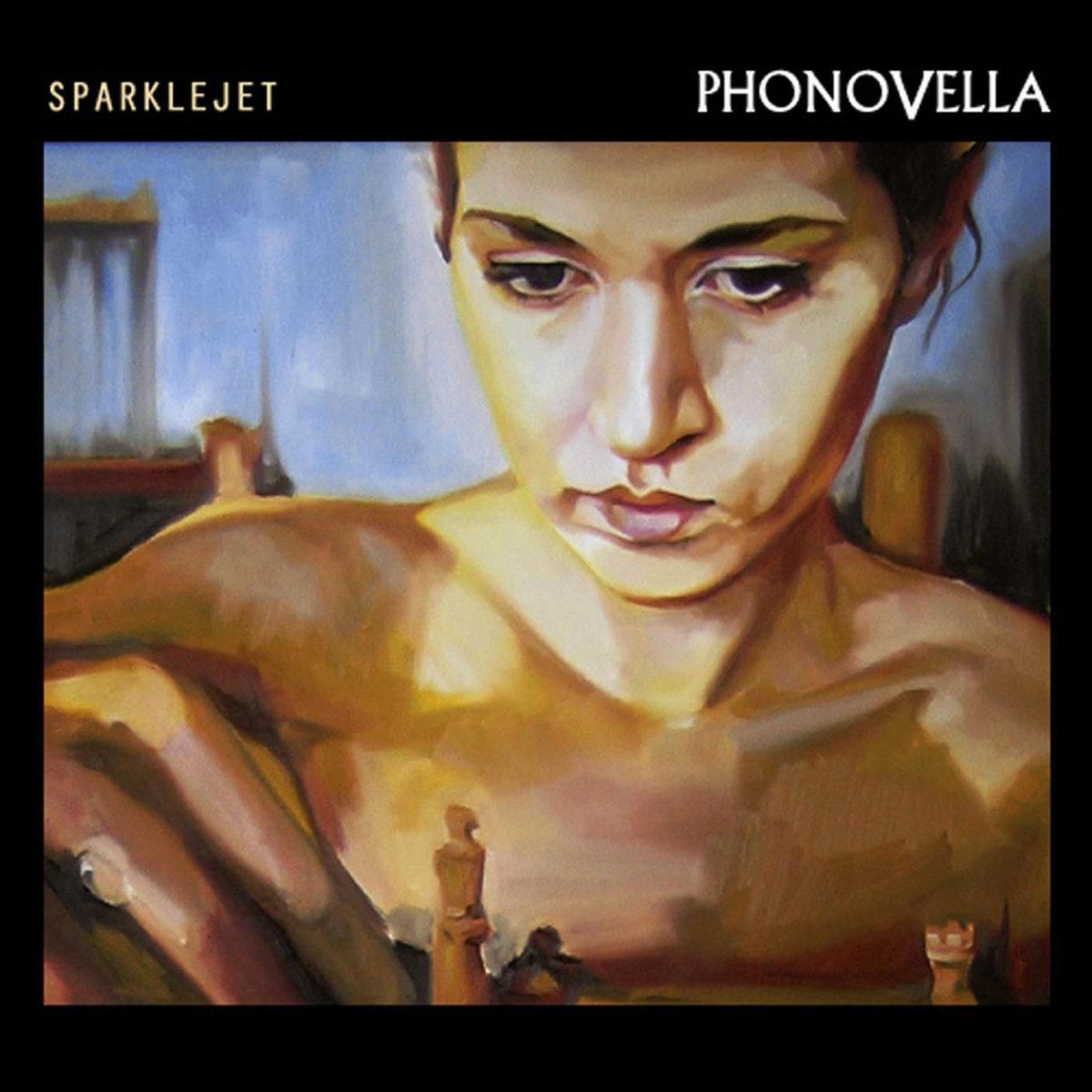 Sparklejet: Phonovella